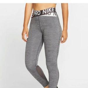 Women's Nike Pro 7/8 tights